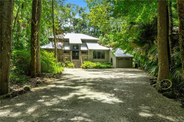 9746 W River Cove Place, Homosassa, FL 34448 (MLS #784912) :: Plantation Realty Inc.