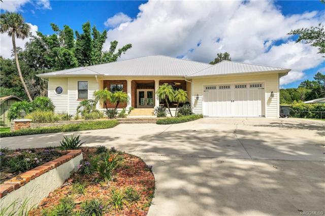11532 N Caribee Point, Inglis, FL 34449 (MLS #784956) :: Plantation Realty Inc.