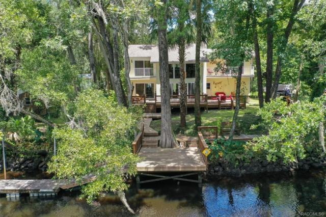 28 Rivertrail Drive, Inglis, FL 34449 (MLS #784978) :: Plantation Realty Inc.
