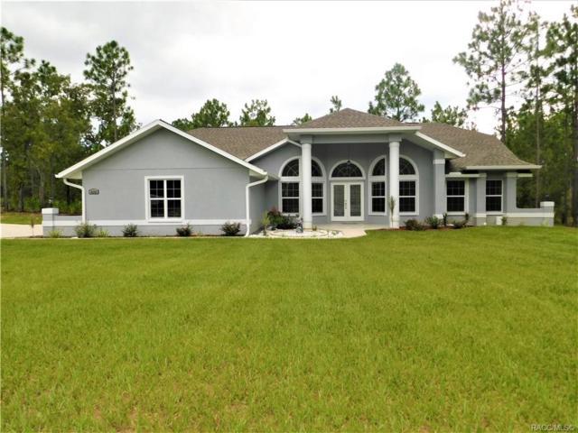 4238 N Bridger Drive, Beverly Hills, FL 34465 (MLS #784991) :: Plantation Realty Inc.