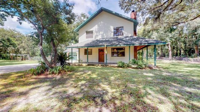 3525 N Bay Avenue, Crystal River, FL 34428 (MLS #785046) :: Pristine Properties