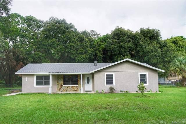 190 S Camellia Avenue, Crystal River, FL 34429 (MLS #785086) :: Pristine Properties