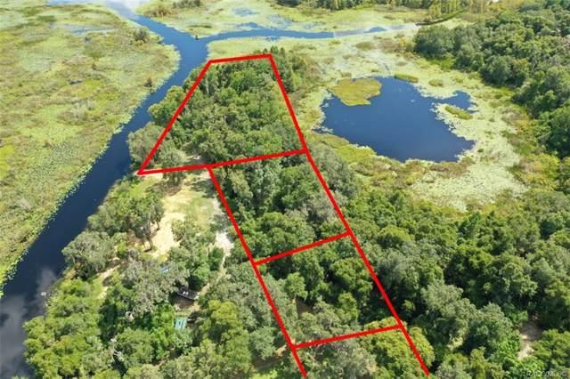 5704,5754,5780 N Boot Point, Hernando, FL 34442 (MLS #785130) :: Plantation Realty Inc.