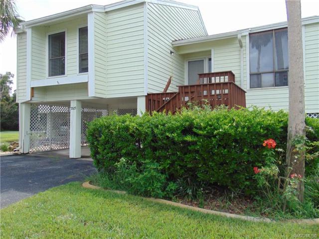 2925 N Rivers Edge Drive #110, Crystal River, FL 34429 (MLS #785172) :: Pristine Properties