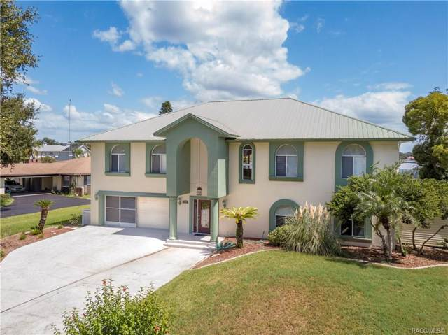 2385 N Watersedge Drive, Crystal River, FL 34429 (MLS #785197) :: Plantation Realty Inc.