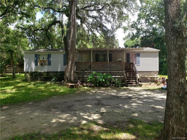 5591 SE 195th Place, Inglis, FL 34449 (MLS #785204) :: Pristine Properties