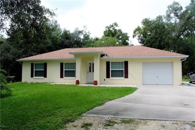 2040 S Melanie Drive, Homosassa, FL 34448 (MLS #785220) :: Plantation Realty Inc.