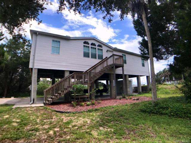 1587 S Fishcreek Point, Crystal River, FL 34429 (MLS #785227) :: Plantation Realty Inc.
