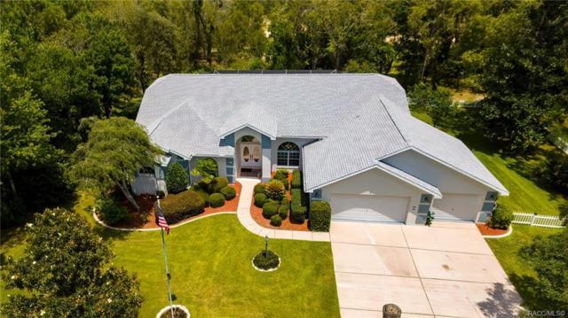 95 Oak Village Boulevard S, Homosassa, FL 34446 (MLS #785228) :: Plantation Realty Inc.