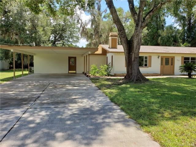 9520 Plantation Lane, Crystal River, FL 34429 (MLS #785229) :: Pristine Properties