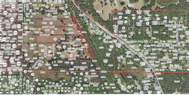 161 Lot 42 N Crestwood Avenue, Inverness, FL 34453 (MLS #785268) :: Plantation Realty Inc.