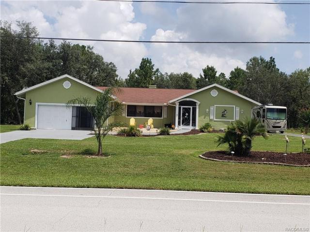 1843 W Pine Ridge Boulevard, Beverly Hills, FL 34465 (MLS #785281) :: Plantation Realty Inc.
