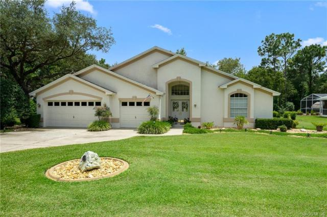 3 Spruce Pine Drive, Homosassa, FL 34446 (MLS #785297) :: Plantation Realty Inc.