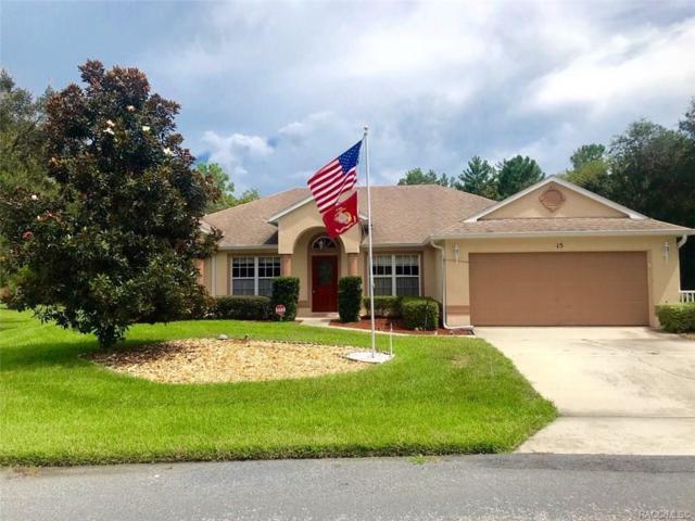 15 Judi Court, Homosassa, FL 34446 (MLS #785310) :: Plantation Realty Inc.