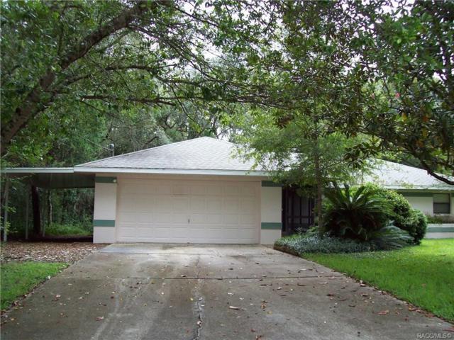 8318 N Pocono Drive, Citrus Springs, FL 34434 (MLS #785323) :: Plantation Realty Inc.