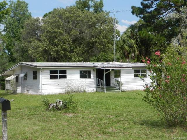8395 W Yew Pine Court, Crystal River, FL 34428 (MLS #785326) :: Plantation Realty Inc.