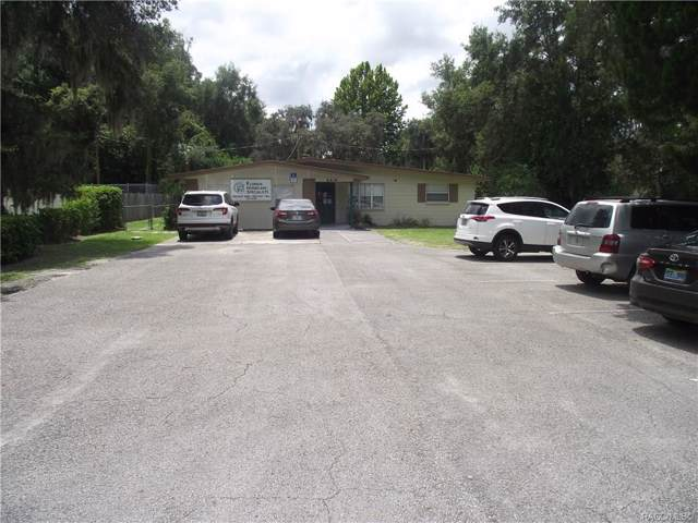 6216 W Gulf To Lake Highway, Crystal River, FL 34429 (MLS #785341) :: Plantation Realty Inc.