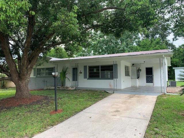 8 N Tyler Street, Beverly Hills, FL 34465 (MLS #785355) :: Pristine Properties