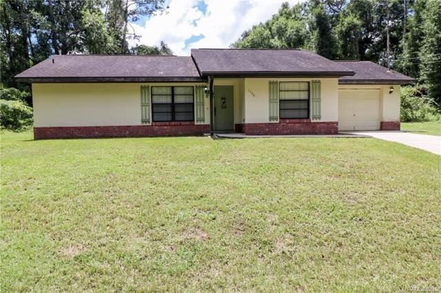 6108 E Joyce Lane, Inverness, FL 34452 (MLS #785529) :: Pristine Properties