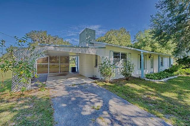 8265 E Turner Camp Road, Inverness, FL 34453 (MLS #785715) :: Pristine Properties