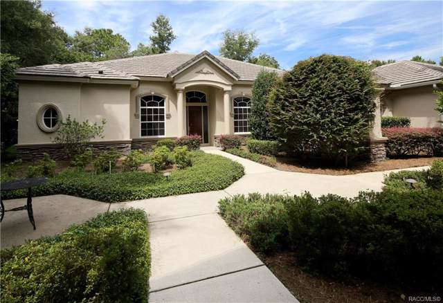 2320 N Hickory Glen Point, Hernando, FL 34442 (MLS #785797) :: 54 Realty