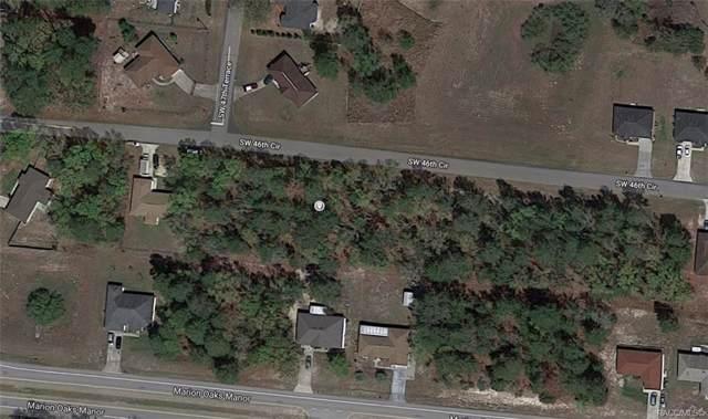 00 SW 46th Circle, Ocala, FL 34473 (MLS #785853) :: Pristine Properties