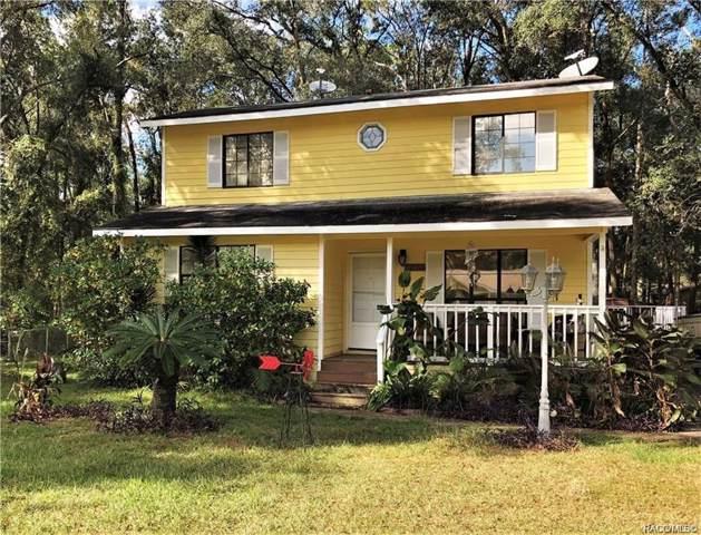 6165 E Wingate Street, Inverness, FL 34452 (MLS #785974) :: Pristine Properties