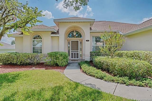 3728 E Lake Todd Drive, Hernando, FL 34442 (MLS #785979) :: Pristine Properties
