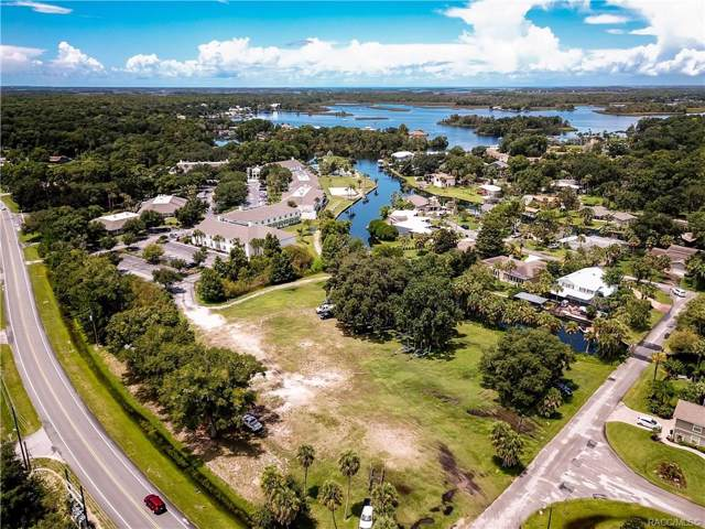 9151 W Fort Island Trail, Crystal River, FL 34429 (MLS #786014) :: Pristine Properties