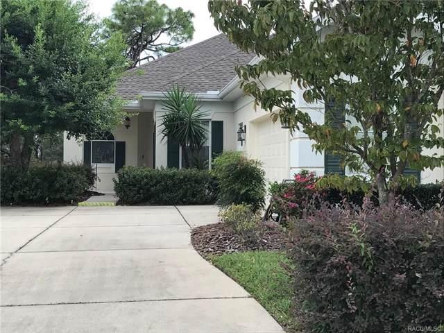 20 Deerwood Drive, Homosassa, FL 34446 (MLS #786043) :: Plantation Realty Inc.