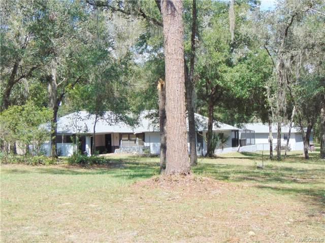 5371 N Highland Park Drive, Hernando, FL 34442 (MLS #786066) :: Pristine Properties