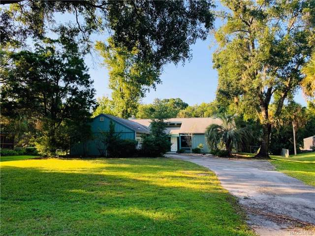 9781 W Halls River Road, Homosassa, FL 34448 (MLS #786079) :: Pristine Properties