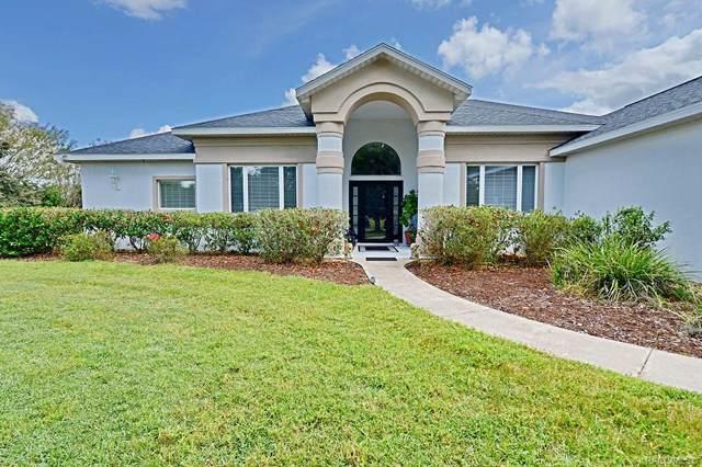 319 N Hambletonian Drive, Inverness, FL 34453 (MLS #786094) :: Pristine Properties