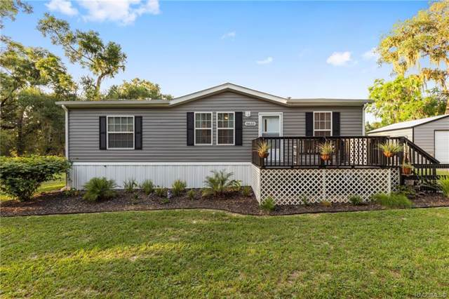8633 E Hooker Place, Floral City, FL 34436 (MLS #786108) :: Pristine Properties