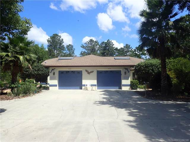 5185 W Oak Park Boulevard, Homosassa, FL 34446 (MLS #786112) :: Pristine Properties