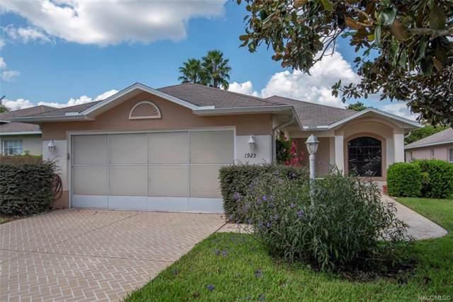 1925 W Nicole Drive, Lecanto, FL 34461 (MLS #786118) :: Pristine Properties