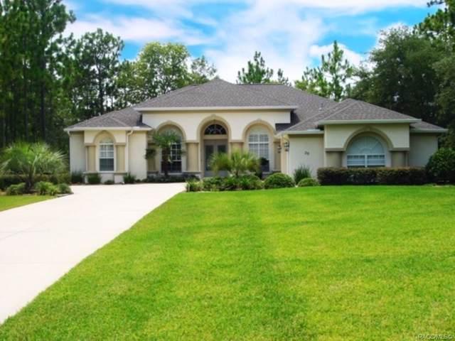20 Glenridge Boulevard, Homosassa, FL 34446 (MLS #786158) :: Pristine Properties