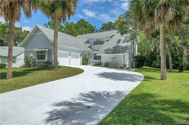 35 Lemington Court, Homosassa, FL 34446 (MLS #786162) :: Pristine Properties