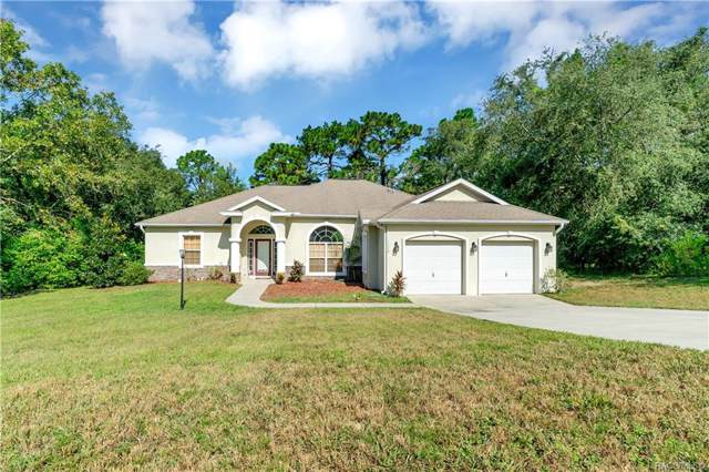 1336 N Chance Way, Inverness, FL 34453 (MLS #786198) :: Plantation Realty Inc.