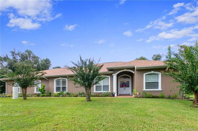 1932 W Union Street, Hernando, FL 34442 (MLS #786200) :: Team 54