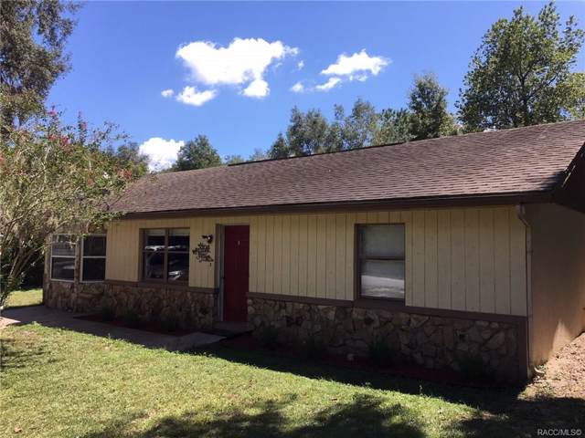 3534 E Maxwell Place, Inverness, FL 34453 (MLS #786205) :: Team 54