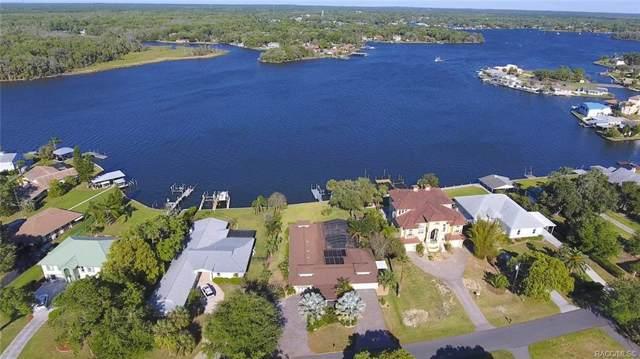 2345 N Watersedge Drive, Crystal River, FL 34429 (MLS #786244) :: Plantation Realty Inc.
