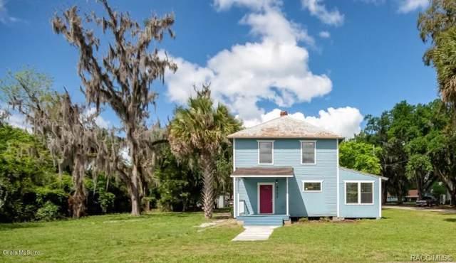 6722 SE 220 Terrace, Hawthorne, FL 32640 (MLS #786245) :: Pristine Properties