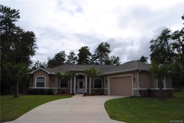 17 Myosotis Court, Homosassa, FL 34446 (MLS #786268) :: Pristine Properties