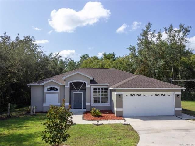 1212 E Cleveland Street, Hernando, FL 34442 (MLS #786270) :: Pristine Properties