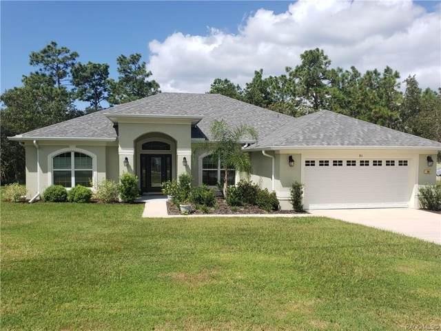 86 Vinca Street, Homosassa, FL 34446 (MLS #786318) :: Pristine Properties