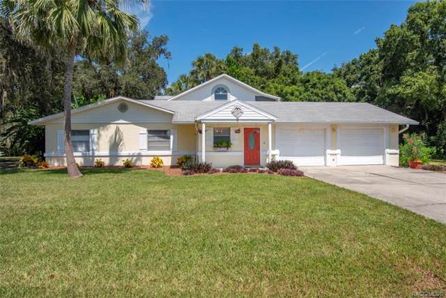 4015 N Woodland Point, Crystal River, FL 34428 (MLS #786319) :: Pristine Properties