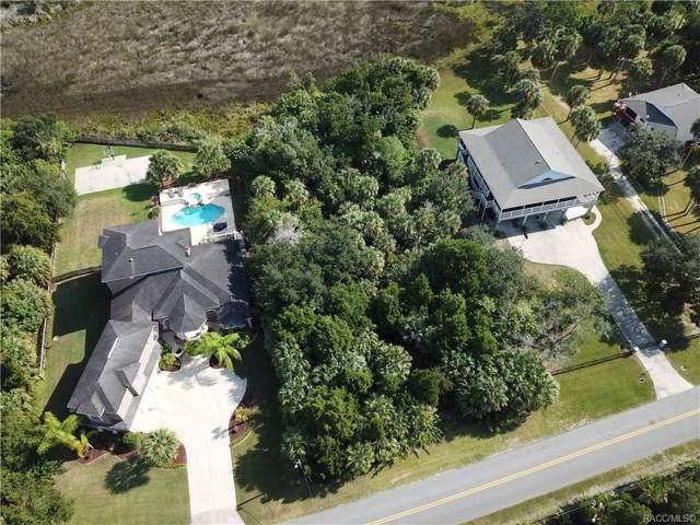11515 W Dixie Shores Drive, Crystal River, FL 34429 (MLS #786382) :: Plantation Realty Inc.