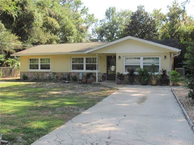 7150 W Crestview Lane, Crystal River, FL 34429 (MLS #786393) :: Plantation Realty Inc.