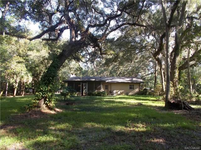32 Riverside Drive, Inglis, FL 34449 (MLS #786412) :: Plantation Realty Inc.